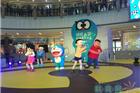 100哆啦A梦秘密道具亮相杭州西溪印象城
