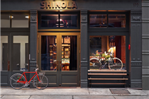 美国老字号 纽约Shinola旗舰店陈列设计