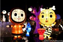 香港海港城中秋节创新陈列