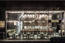 乔伊斯王设计的香港AMMO餐厅