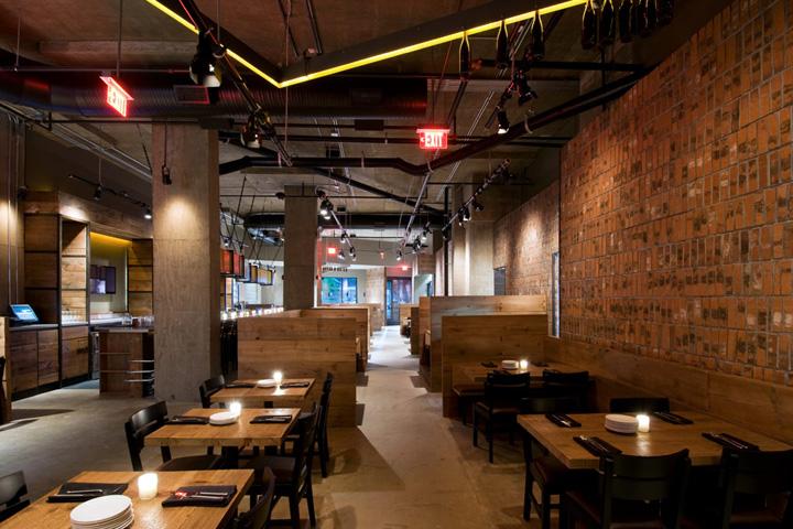 希腊某餐厅室内环境欣赏