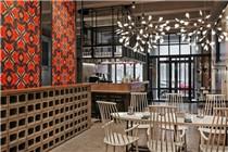 莫斯科某餐厅设计