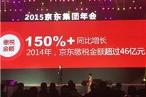 2015京东集团年会 各项数据大曝光