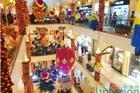 创意之惊喜:国外商场的圣诞美陈 节日氛围浓郁