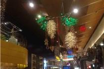 葡萄牙某商场圣诞美陈