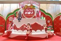 the one 圣诞美陈来袭