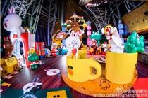 香港朗豪坊圣诞美陈