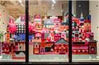 纽约最美最炫的13大圣诞橱窗 震撼来袭!