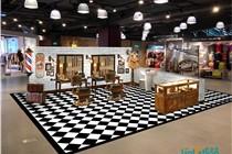 LCX「怀旧Barber Shop」展览