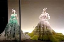 婚纱主题橱窗设计