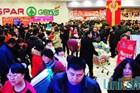 九龙城购物广场跨年夜人气爆棚