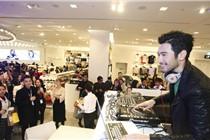 H&M台湾首家门店开业