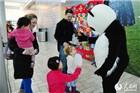 华盛顿泰森角购物中心首次举办春节活动
