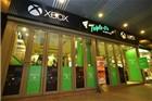 香港Xbox特色主题餐厅开售Xbox汉堡套餐