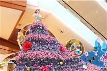 久光百货大型春节陈列:公主的天空之城