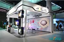 2015中国美陈展之上海聚缘展位秀