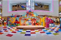皇室堡 x POCOYO「反斗主题乐园」装置艺术