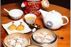 全球首间Hello Kitty中菜馆落户香港 萌萌哒!