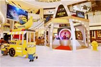 香港MOKO新世纪广场小黄人迷你兵团