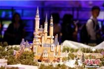 上海迪斯尼乐园豪华全景沙盘公布