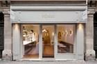 法国有一家用大理石和金属搭配纯清新之感的餐厅