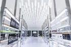 潮牌Kith在迈阿密开了新店 墙上挂了500双AJ球鞋