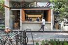 墨西哥这家自行车店 同时还是街头风咖啡馆