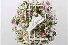 Nike新推六款颜值爆表运动鞋 主打花卉图案