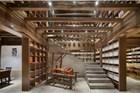 南京先锋书店第11家分店开在杭州乡村土坯房里