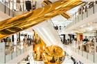 听说香港K11购物中心被一堆金色泡泡占领了