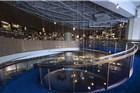 青岛方所书店正式开业 百米图书长廊超震撼