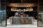 为了体现烧烤Style香港的这家餐厅把整家店熏焦了