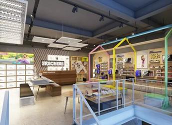斯凯奇上海旗舰店将重新开业