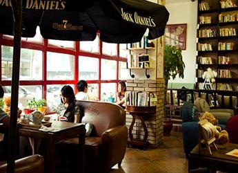咖啡书吧组合产品,会逐渐分化