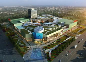 万达百联首度合作 拉开上海郊区购物中心作战布局