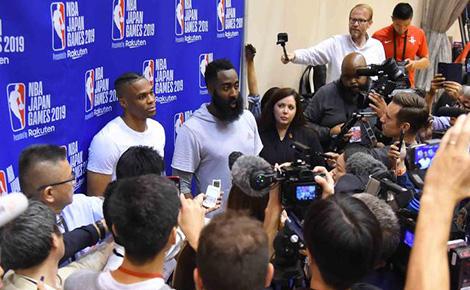NBA火箭队失火,哪些中国品牌拒绝合作?