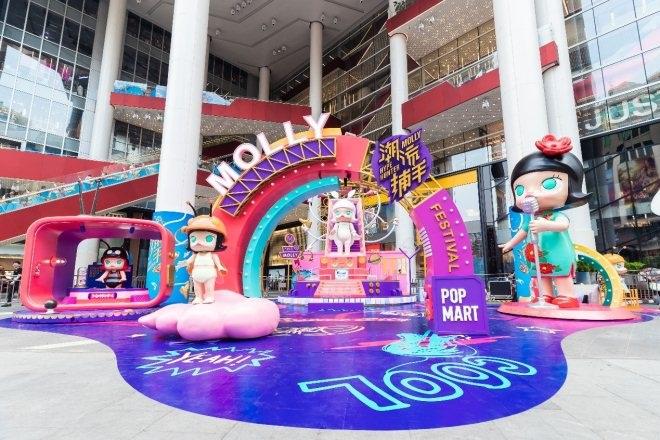 8月百货购物中心精彩营销活动案例集锦