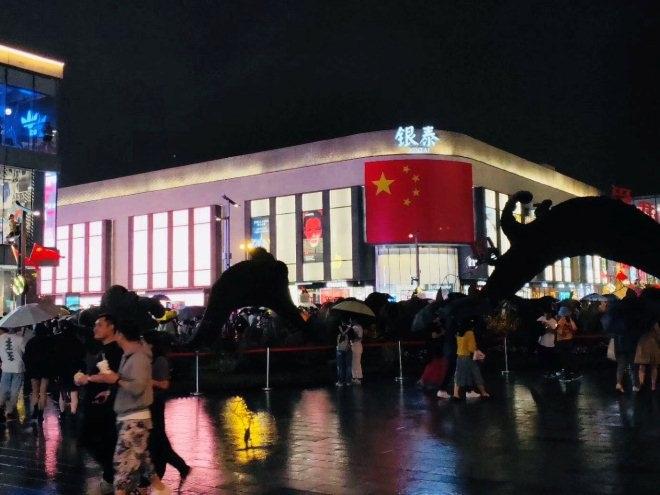 杭州单体商场2019业绩TOP23 坪效最高的是它