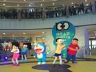 杭州西溪印象城被100个哆啦A梦占领啦!