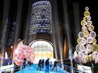 尚嘉中心圣诞亮灯庆典 每个角落都有惊喜