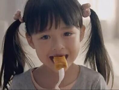 肯德基最新足料饭广告 宝贝快来吃饭了