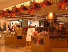 考察天虹首家购物中心 顾客能看得见的用心