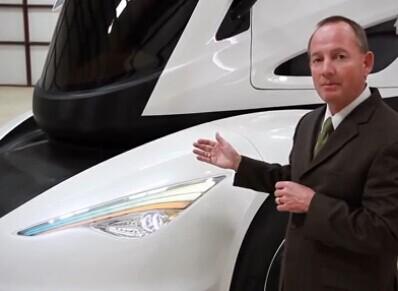 美国沃尔玛最新概念卡车介绍完整版(英文)