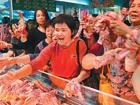 双十二中国大妈攻陷超市 这画面你敢看?