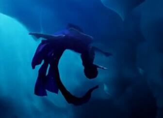 珀莱雅点击过千万微电影 章子怡入海变人鱼