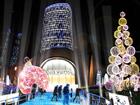 上海尚嘉中心携手乐蓬玛榭左岸百货点亮法式圣诞