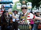 昆山金鹰首届啤酒节开幕 地点就在L1南广场