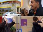 大胆爱 美国麦当劳情人节推出示爱免单活动