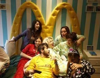 早上穿上睡衣来麦当劳 就有机会免费吃早餐