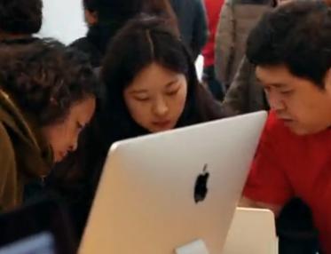 Apple Store怎么就能开一家火一家呢?